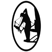 Treestand Archer Oval Decal