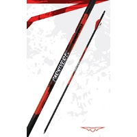 Black Eagle Carnivore Fletched Arrows 6PK