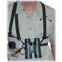 Crooked Horn Bino-Rangefinder Harness System
