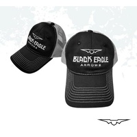 Black Eagle Mesh Shooter Hat