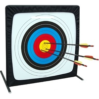 Redzone 75x75cm Target Face With Metal Ground Stand