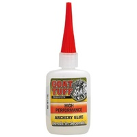 Goat Tuff High Performance Archery Glue 1oz