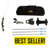 Cartel Beginners Recurve Bow Package