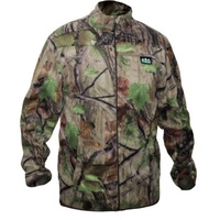 Ridgeline The No Boundaries Nature Green Fleece Jacket