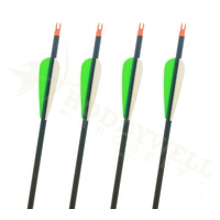 Carbon Striker Arrows 6PK
