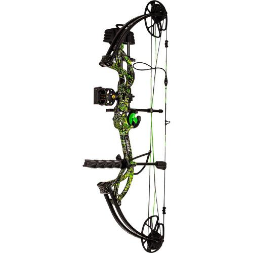 Cruzer G2 Compound Bow RTH Package Moonshine Wildfire