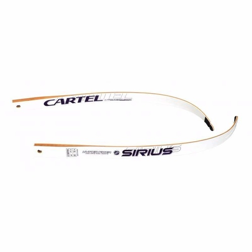 Cartel Triple Recurve Limbs [Poundage: 14lb] [To suit Bow length: 62in]