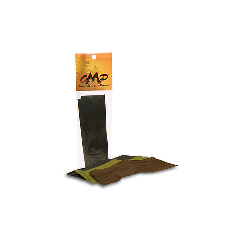 OMP String Silencer Strips [Colour: Black]