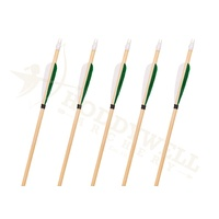 Striker Traditional Wood Arrows 6PK