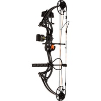 Bear Cruzer G2 RTH Compound Bow Package Shadow Left Hand